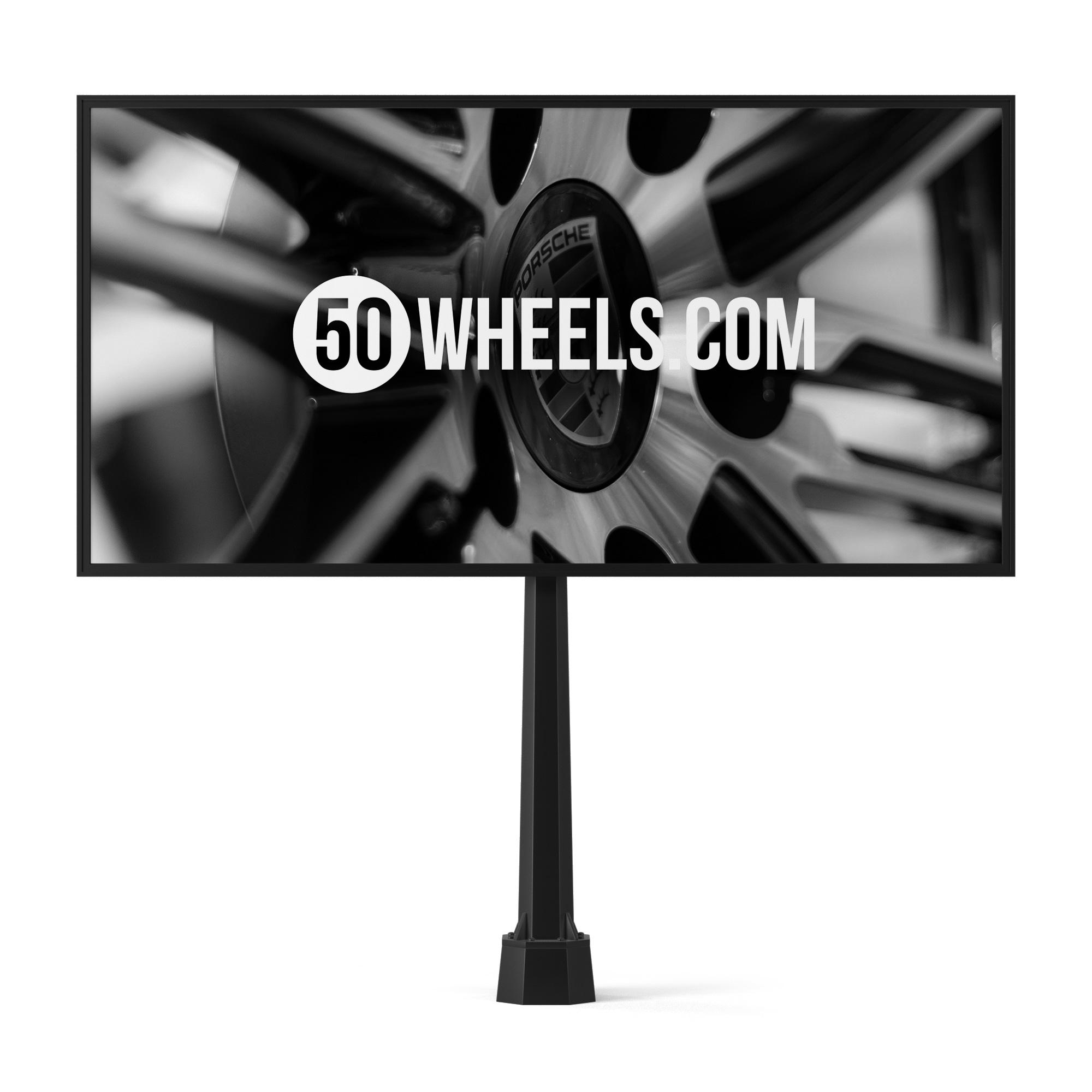 Billboard 50 Wheels