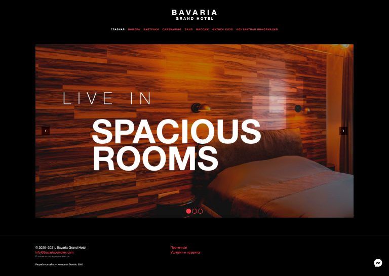 Bavaria Grand Hotel