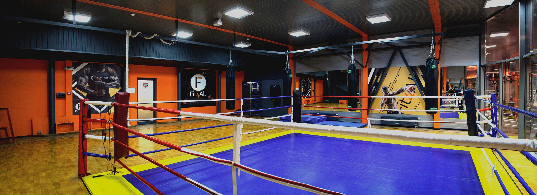 Fit4All Martial Arts Hall