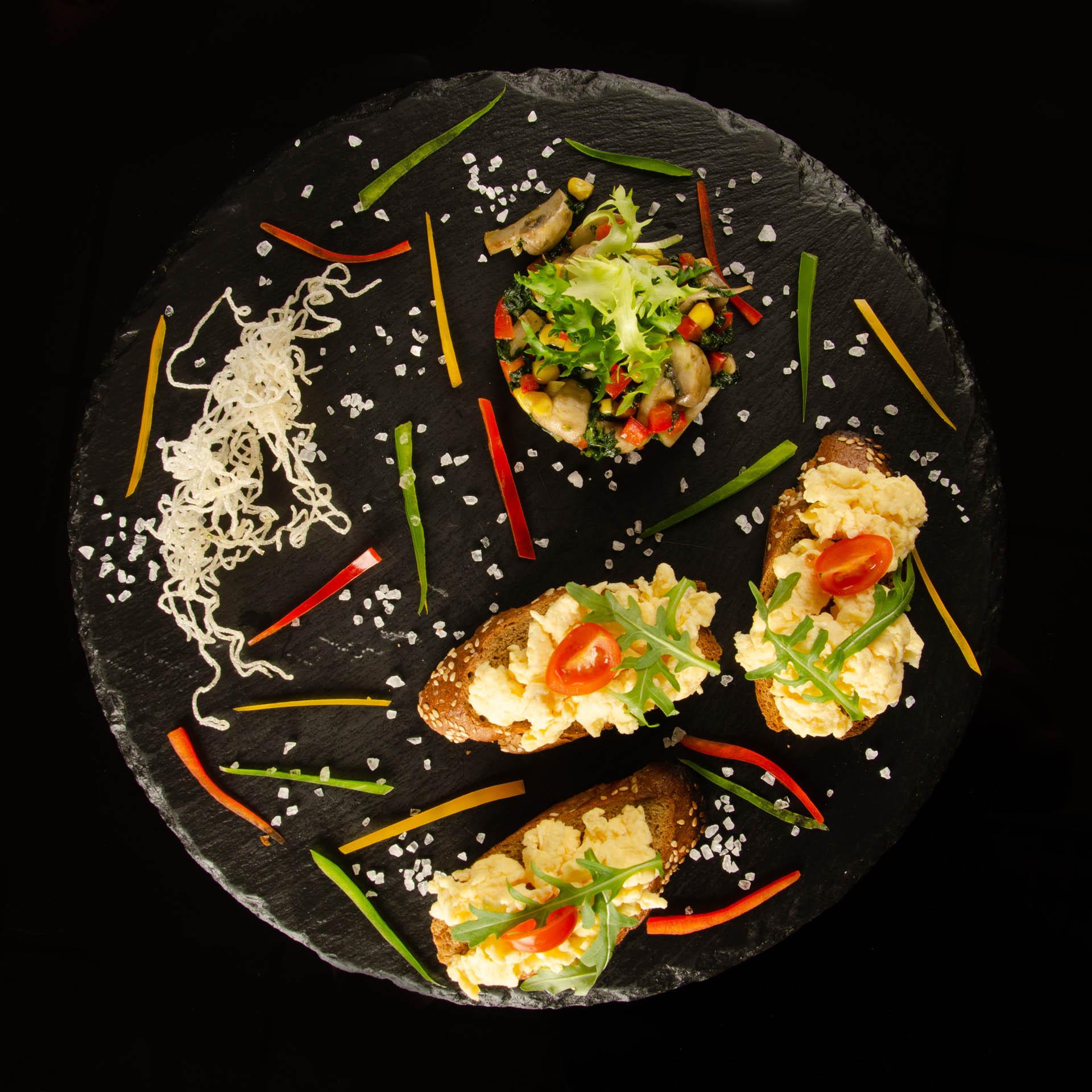 Testo Cafe Food Photo