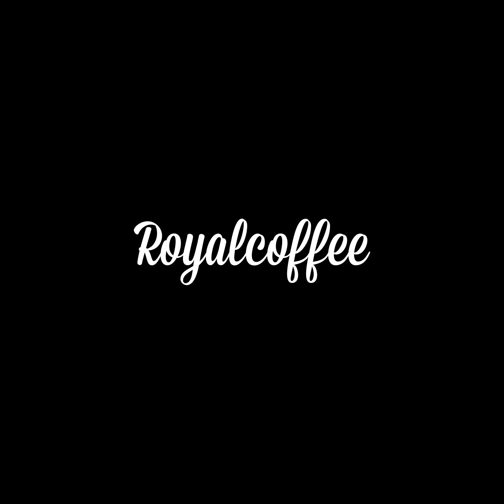 Royal coffee